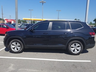 used 2018 Volkswagen Atlas 3.6L V6 Launch Edition SUV for sale in Savannah