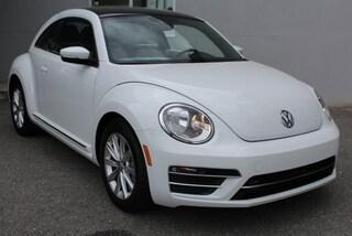 new 2019 Volkswagen Beetle 2.0T SE Hatchback for sale in Savannah