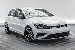 2019 Volkswagen Golf R 2.0T w/DCC & Navigation Hatchback