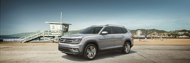 2018 Volkswagen Atlas Inventory