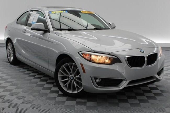 2015 BMW 228i Coupe