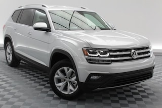 new 2019 Volkswagen Atlas 3.6L V6 SE SUV for sale near Bluffton