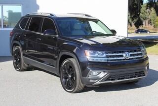 new 2018 Volkswagen Atlas 3.6L V6 SEL Premium 4MOTION SUV for sale in Savannah