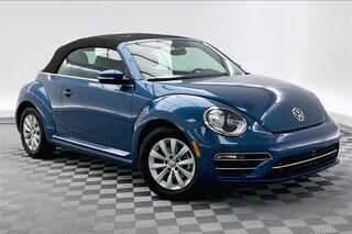 new 2019 Volkswagen Beetle 2.0T S Convertible for sale in Savannah