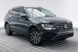 new 2019 Volkswagen Tiguan 2.0T SE SUV for sale in Savannah