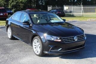 new 2019 Volkswagen Passat 2.0T Wolfsburg Edition Sedan for sale in Savannah
