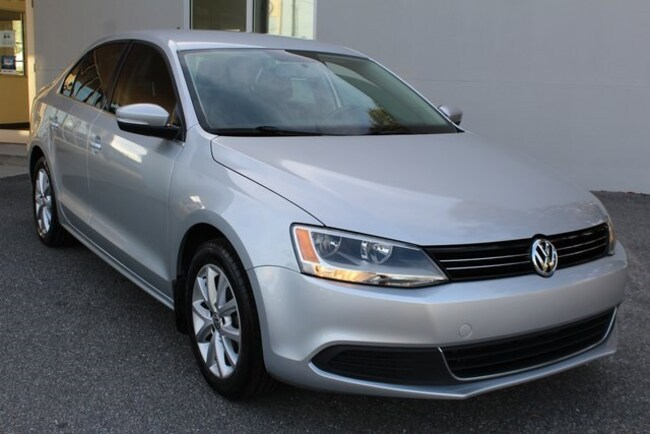 2014 Volkswagen Jetta 1.8T SE Sedan