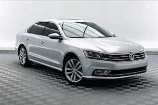 used 2018 Volkswagen Passat 2.0T SE Sedan for sale in Savannah