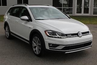 new 2019 Volkswagen Golf Alltrack TSI Wagon for sale near Bluffton