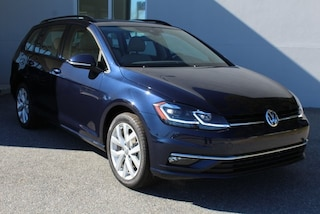 new 2019 Volkswagen Golf SportWagen 1.4T SE Wagon for sale near Bluffton