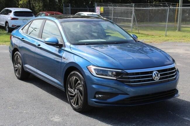 2019 Volkswagen Jetta 1.4T SEL Premium Sedan