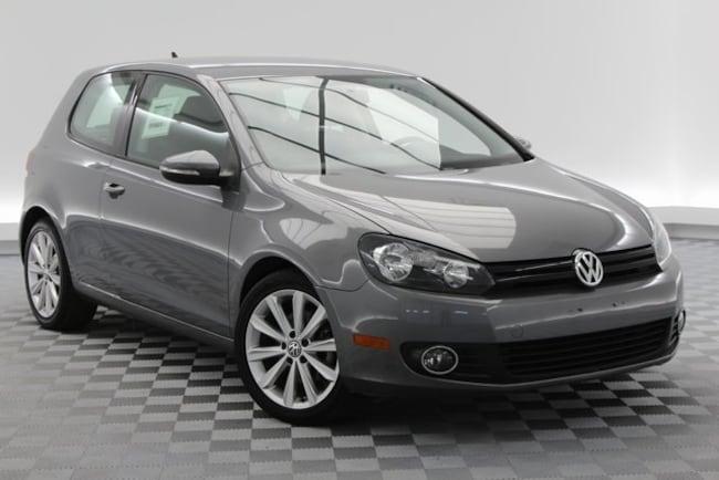 2013 Volkswagen Golf 2.0L 2-Door TDI Hatchback