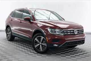 new 2019 Volkswagen Tiguan 2.0T SEL SUV for sale in Savannah
