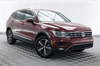 new 2019 Volkswagen Tiguan 2.0T SEL SUV for sale in Savannah