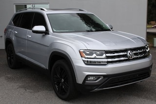 new 2018 Volkswagen Atlas 3.6L V6 SEL Premium 4MOTION SUV for sale in Savannah