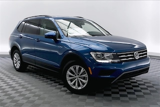 new 2019 Volkswagen Tiguan 2.0T S SUV for sale in Savannah