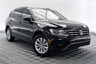 new 2019 Volkswagen Tiguan 2.0T S SUV for sale near Bluffton