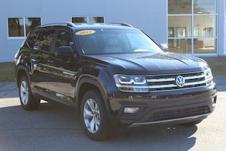 new 2018 Volkswagen Atlas 3.6L V6 SE SUV for sale near Bluffton