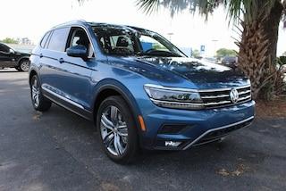 new 2018 Volkswagen Tiguan 2.0T SEL Premium SUV for sale in Savannah