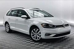 2019 Volkswagen Golf SportWagen 1.4T SE Wagon