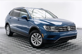 new 2019 Volkswagen Tiguan 2.0T S 4MOTION SUV for sale in Savannah