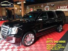 2015 Cadillac Escalade ESV Platinum RARE SUV