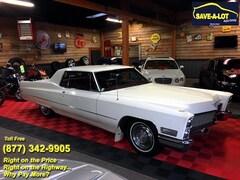 1968 Cadillac DeVille Coupe Deville MINT Coupe