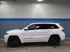New 2019 Jeep Grand Cherokee ALTITUDE 4X4 Sport Utility in Rochelle, IL
