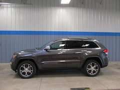 New 2019 Jeep Grand Cherokee LIMITED 4X4 Sport Utility in Rochelle, IL