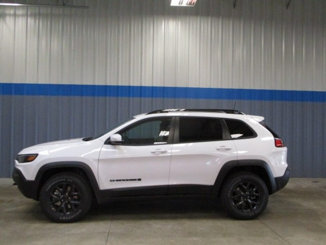 New 2019 Jeep Cherokee UPLAND 4X4 Sport Utility in Rochelle, IL