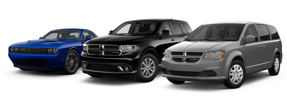 New Dodge Lineup