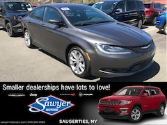 used 2015 Chrysler 200 S Sedan Albany