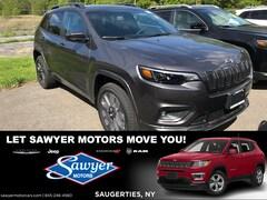 new 2019 Jeep Cherokee HIGH ALTITUDE 4X4 Sport Utility Albany