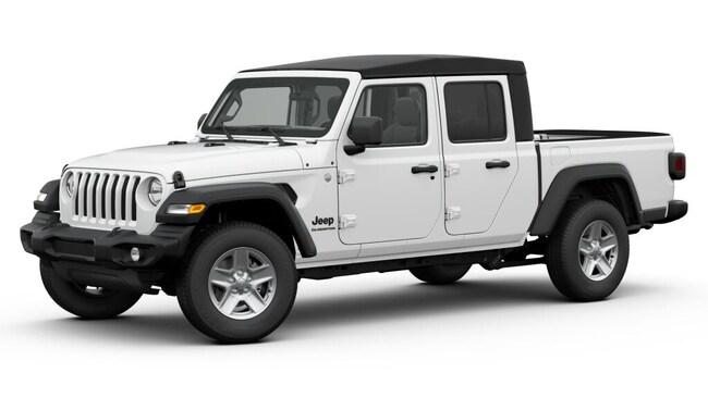 New 2020 Jeep Gladiator SPORT S 4X4 Crew Cab Albany