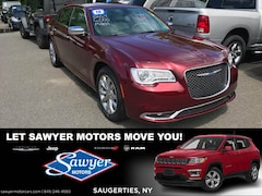 certified 2018 Chrysler 300 Limited Limited AWD Albany NY