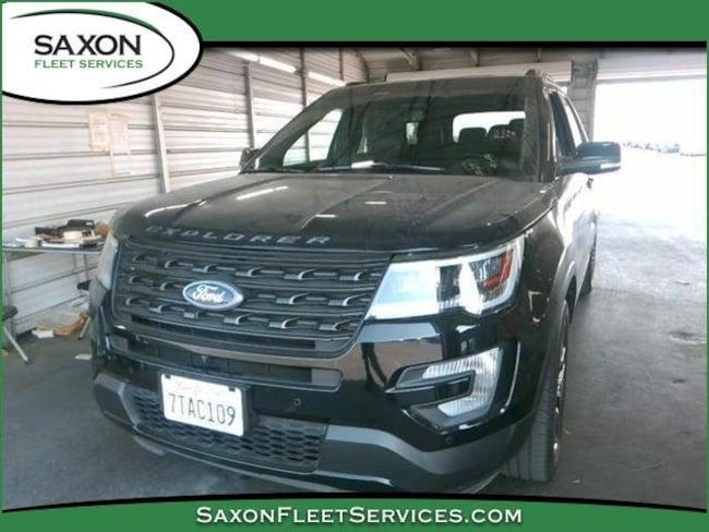 2016 Ford Explorer Sport SUV