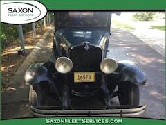 1931 Chevrolet PK