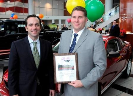 Suburban Ford Of Sterling Heights Wins Nice Neighbor Award The