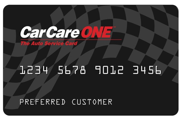 Care One Credit Card >> Car Care One Auto Service Credit Card Hyundai Service Troy Mi