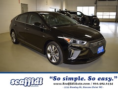 2019 Hyundai Ioniq Hybrid Limited Hatchback KMHC85LC2KU109186 for sale in Stevens Point