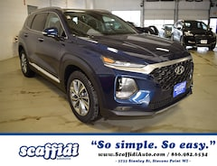 2019 Hyundai Santa Fe Limited 2.4 SUV 5NMS5CAD1KH058120 for sale in Stevens Point