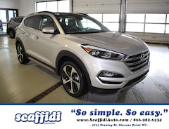 2018 Hyundai Tucson Limited SUV KM8J3CA27JU622825 for sale in Stevens Point