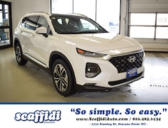 2019 Hyundai Santa Fe Limited 2.0T SUV 5NMS5CAA2KH060125 for sale in Stevens Point
