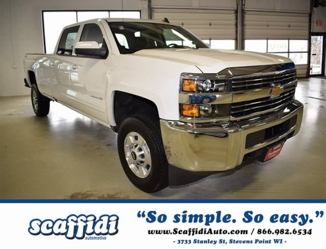 Used 2017 Chevrolet Silverado 2500HD LT Truck for sale in Stevens Point