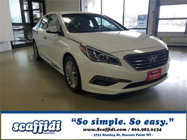 Used 2015 Hyundai Sonata Limited Sedan for sale in Stevens Point