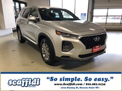 used 2019 Hyundai Santa Fe SE 2.4 SUV 5NMS2CAD4KH017893 for sale in Stevens Point