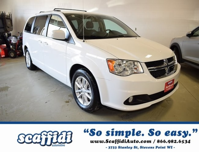 Used 2019 Dodge Grand Caravan SXT Minivan/Van for sale in Stevens Point