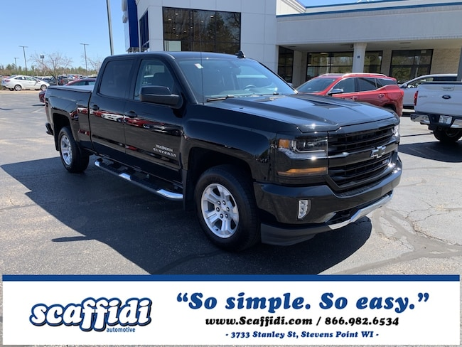 Used 2016 Chevrolet Silverado 1500 LT Truck for sale in Stevens Point