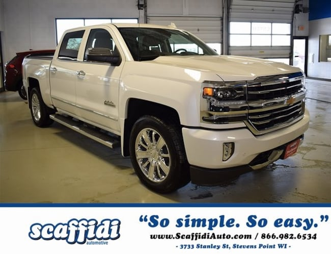 Used 2016 Chevrolet Silverado 1500 High Country Truck for sale in Stevens Point