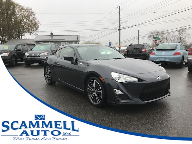 2013 Scion FR-S 6AT Coupe